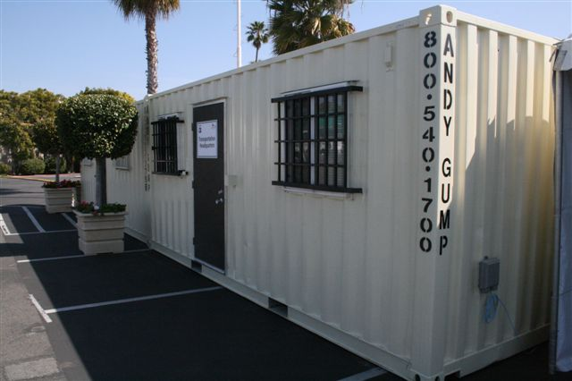 Office Containers - Andy Gump