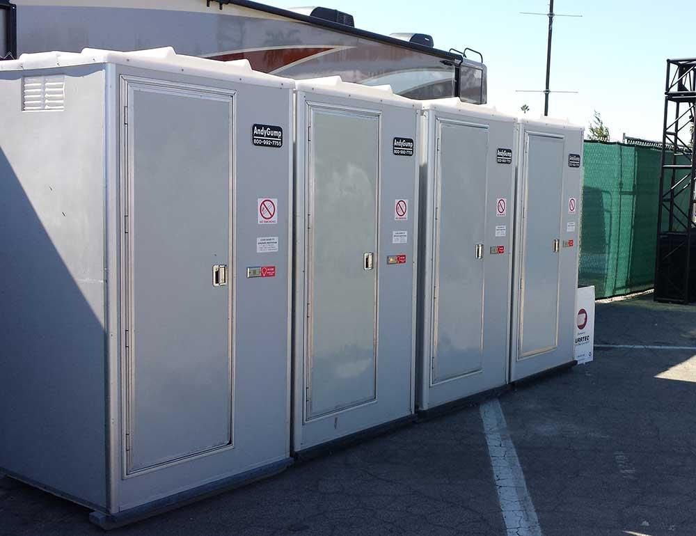 Superior VIP Portable Restrooms