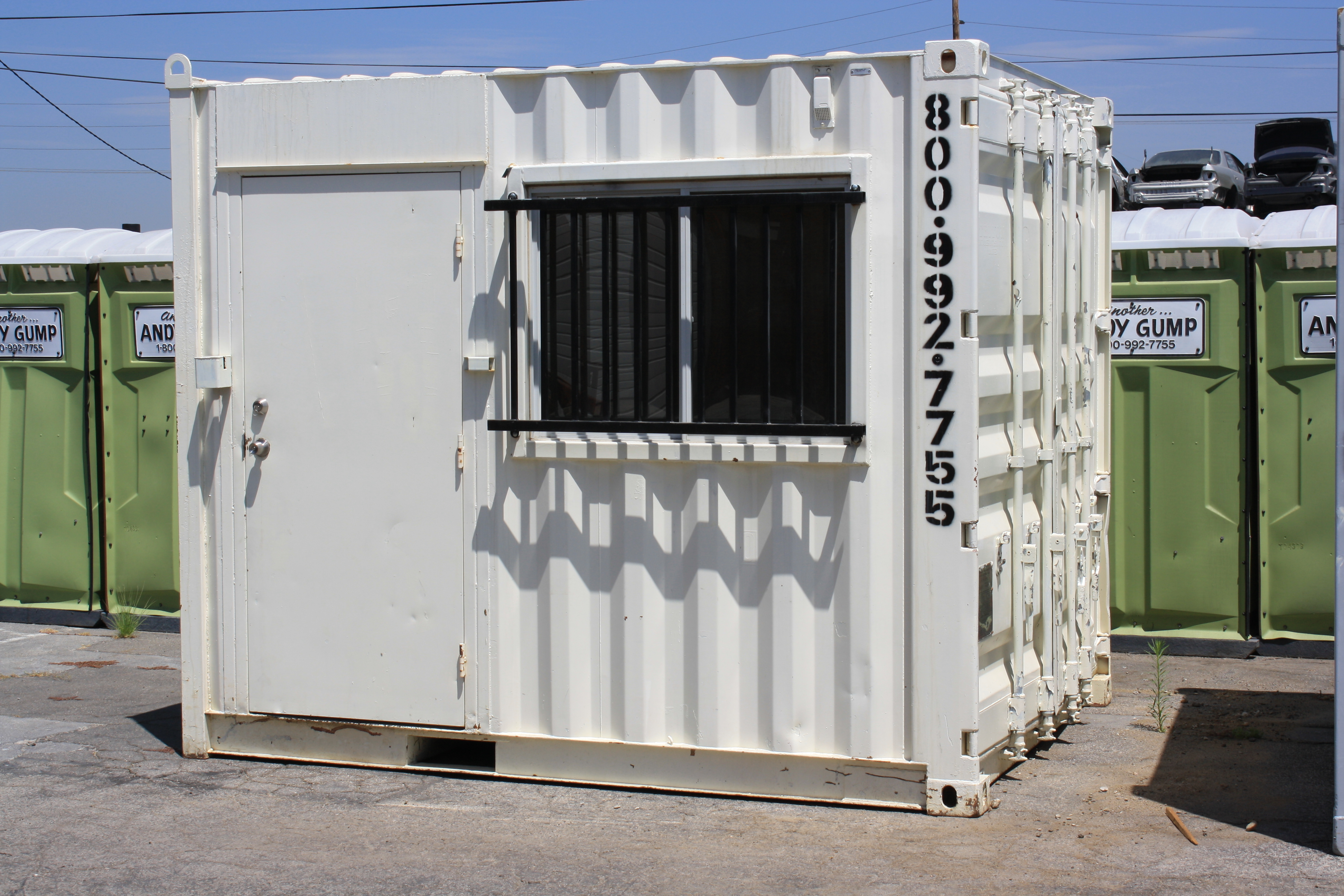 8x10 Field Office