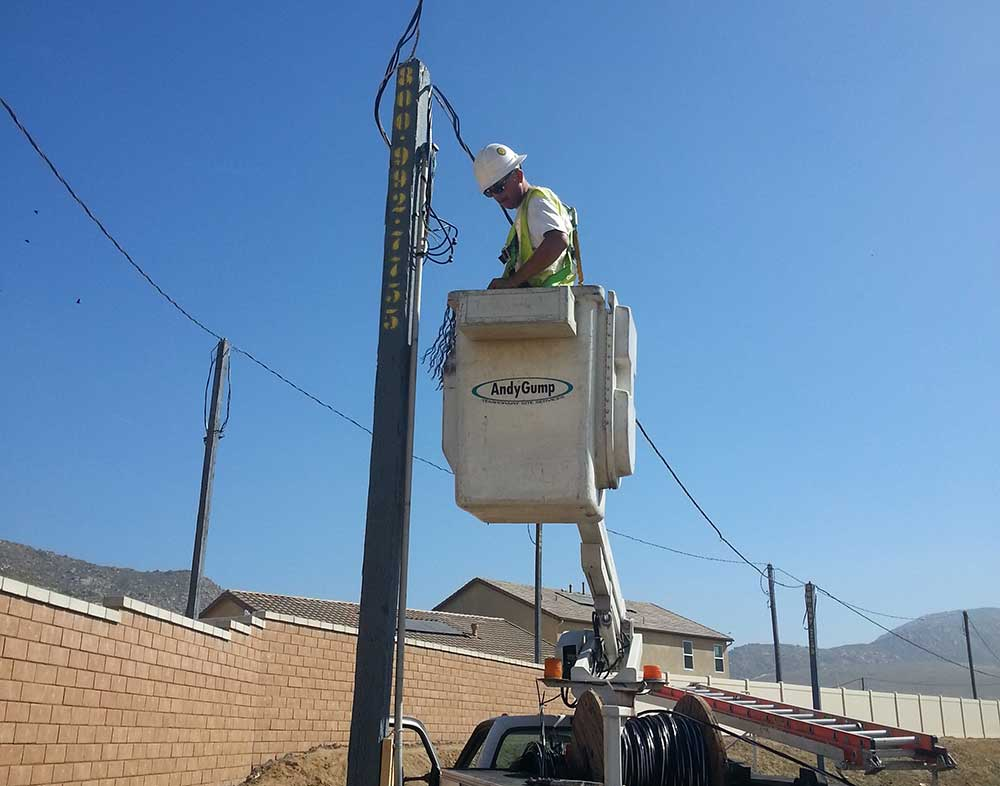Construction Temporary Power